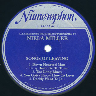 niela miller lp song of leaving label 1