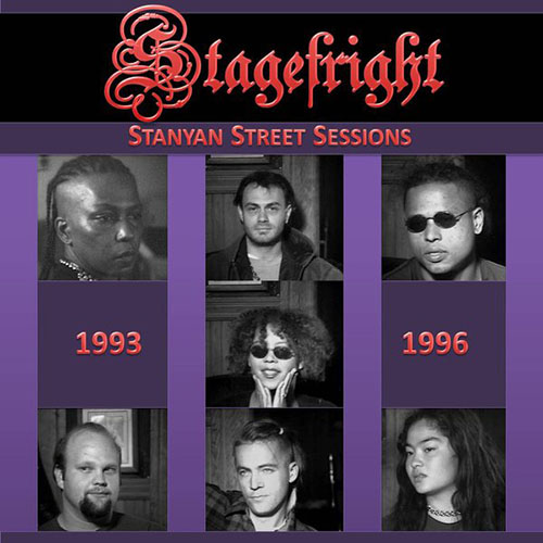 stagefright cd stanyan street sessions front