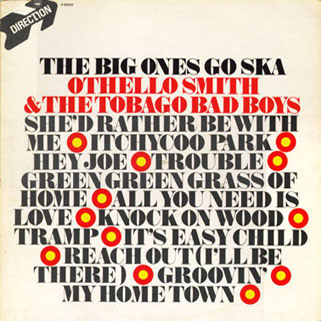 othello smith lp the big ones go ska front