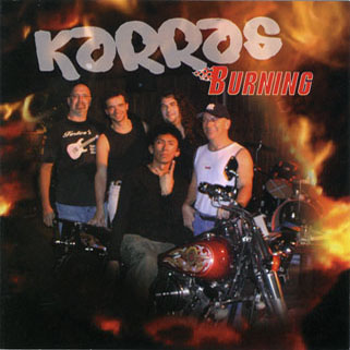 karras cd burning