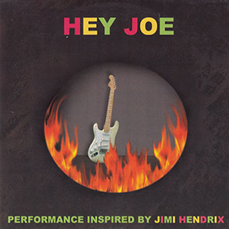al berry cd hey joe front