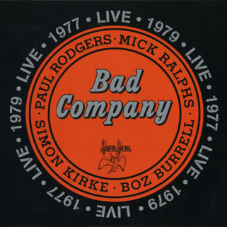 bad company live 1977 1979 front