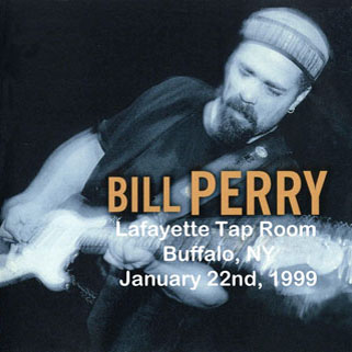 bill perry buffalo 1999 front