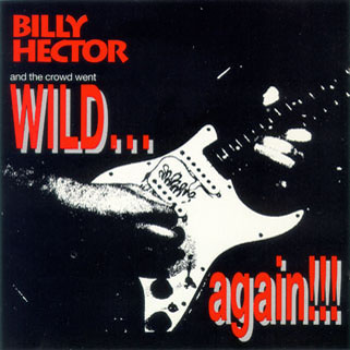 billy hector cd wild again front