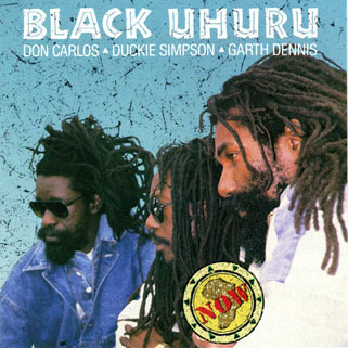 black uhuru cd now