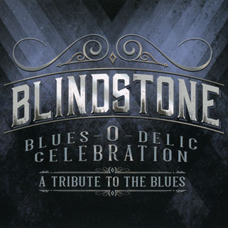 blindstone blues o delic celebration front
