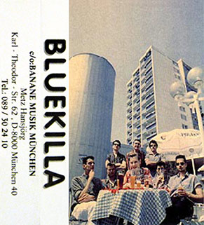 bluekilla tape same cover