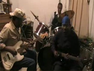 bradley avenue blues band picture from the video