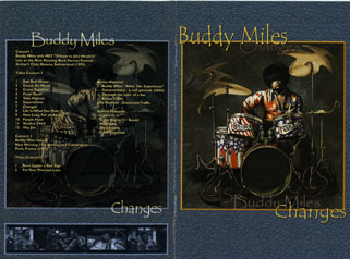 buddy miles dvd changes