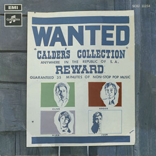 calder's collection lp wanted