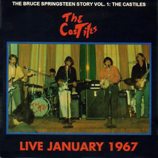 the castiles cd live January 1967 front