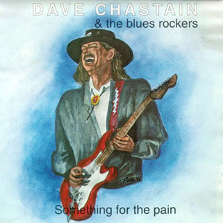 dave chastain cd something to the pain