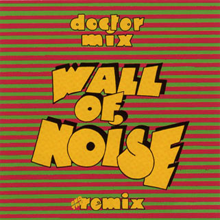 doctor mix cd wall of noise