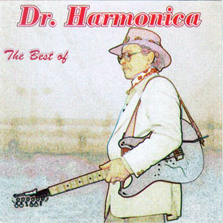 dr harmonica cd the best of