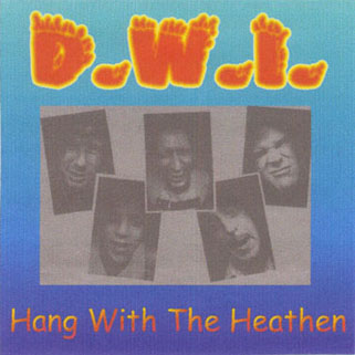 dwi cd hang with the heathen front