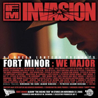 fort minor cd we major