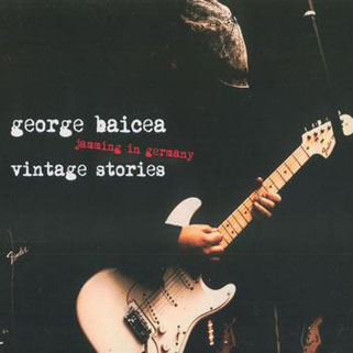 george baicea cd vintage stories front