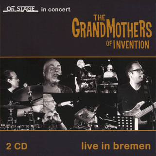 grandmothers of invention cd live in bremen front