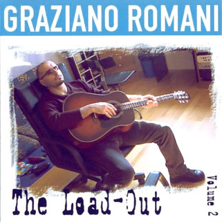 graziano romani cd lay-out vol2 front