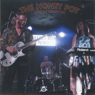 honey pot live in london front