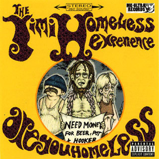 jimi homeless experience cd are you homeless