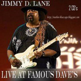 jimmy d lane live at famous dave's front