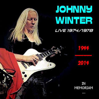 johnny winter cd live 1974 1978 front