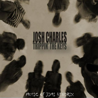 josh charles cd trippin'the keys front