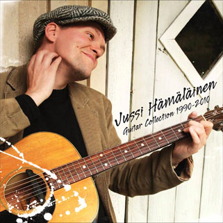 Jussi Hamalainen cd guitar collection 1990-2010 front