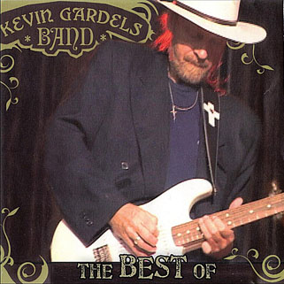 kevin gardels band cd the best of front