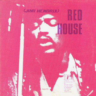 live experience lp red house front