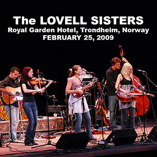 lovell sisters royal garden hotel trondheim norway february 25, 2009 front