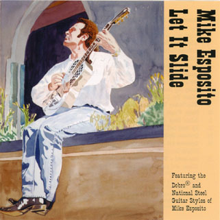 mike esposito cd let it slide