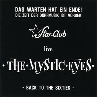mystic eyes cd back to the sixties front