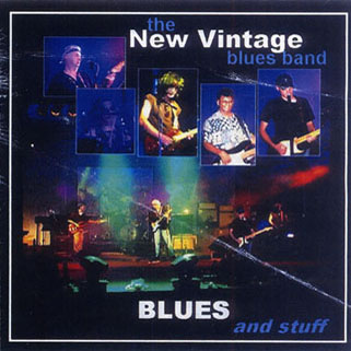 new vintage blues band cd blues and stuff