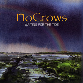 nocrows cd waiting for the tide front