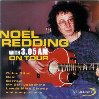 noel redding cd on tour