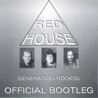red house cd official bootleg