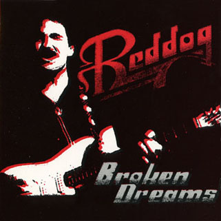 reddog cd broken dreams
