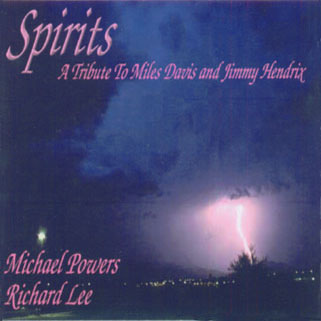 richard lee and michael powers cd spirits front