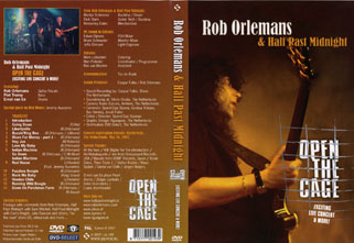 rob orlemans dvd open the cage
