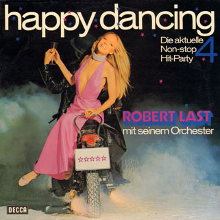 robert last happy dancing volume 4 die aktuelle non stop hits party front