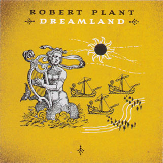 robert plant cd dreamland front