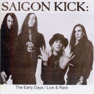 saigon kick cd the early years