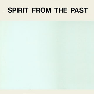 spirit lp spirit from the past front