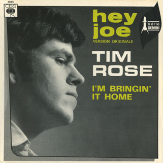 tim rose single hey joe france front