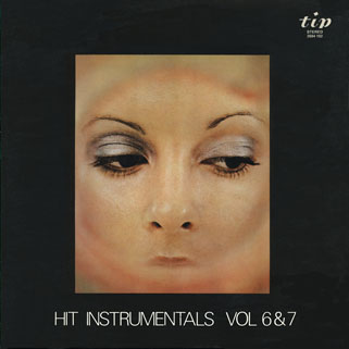 lp hit instrumentals volume 6 and 7 front