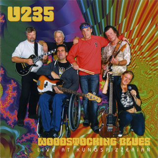 u235 cd woodstocking blues front