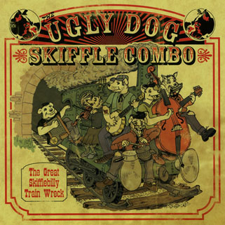 ugly dog cd great skiffle billy train wreck