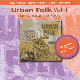 urban folk cd same vol 1 and 2